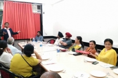 Memory Session at Rotary Club - Mahakali Caves Road